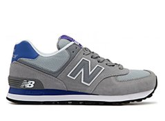 New Balance WL574CPK Grey Purple