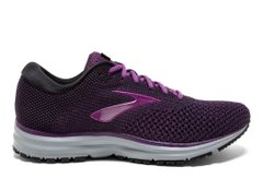 Brooks Revel 2 Black/Purple