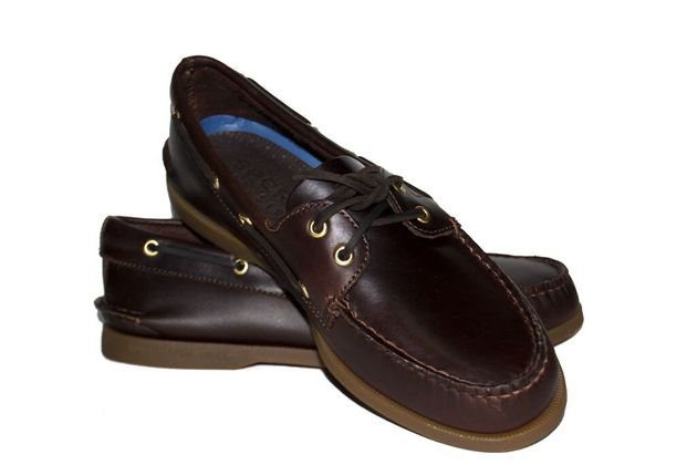 Sperry Top-Sider 2-Eye Amaretto