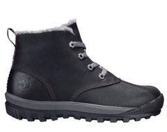 Timberland Mt Hayes Black Boot
